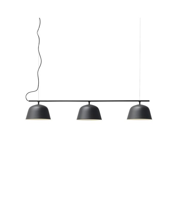 Ambit Rail Pendel Black - Muuto