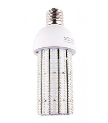 LEDlife E40 40W LED pære - erstatning for 150W Metalhalogen, Kulør: Varm